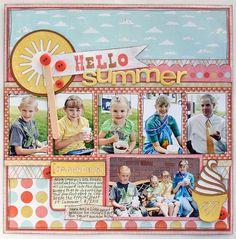 hello summer - jana eubank