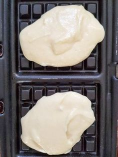 Ultra soft waffles - My Parisian Kitchen - - Dessert Simple, Waffle Recipes, Snack Recipes, Dessert Recipes, Thermomix Desserts, Easy Desserts, Parisian Kitchen, Crepes And Waffles, Pancakes