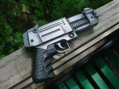 Riddick blaster by Matsucorp