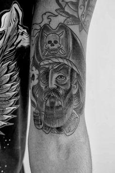 #pirat, #tattoo
