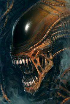 Alien, Gary Chan on ArtStation at https://www.artstation.com/artwork/alien-fa269676-9f09-48e6-b9bb-4a56272cffd5