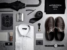Hörst Dusseldorf, as its name implies, is a German brand — sold and distributed by a Canadian company based in Montréal — of high-end clothing for men that includes shirts, suits, pants, and other accoutrements to make a man feel more man than slob