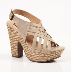 classic neutral wedge for spring
