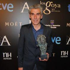 El vizcaíno Kiko de la Rica ganador del Goya a la mejor fotografía #personajes #bilbao #bilbaoclick