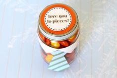 great fathers day gift from kids to dad..... creatively christy: DIY Father's Day Treats