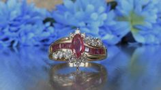 transcendfinejewellery.com DIAMOND AND RUBY SWIRL HALF ETERNITY RING AND OTHER FINE JEWELRY – Transcend Fine Jewellery