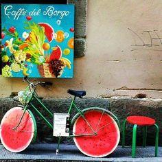 waternelon bicycle