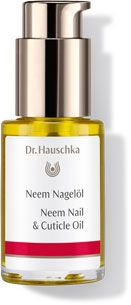 Neem Nail & Cuticle Oil penetrates the nail to strengthen and fortify while softening cuticles.