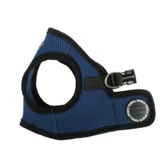 Puppia Step-In Soft Vest Dog Harness - Royal Blue - SM (12.5'-14' Girth) *** Check out this great product.
