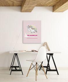 Unicorn Print Download, Wall Art For Kids, Instant Download, Unicorn Print Kids, Digital Printable Wall Canvas, Nursery Wall Art, Unicorn Nursery Wall Art, Nursery Decor, Bullet Journal Art, Unicorn Print, Digital Wall, Handmade Art, Wall Prints, Printable Wall Art, Wall Canvas