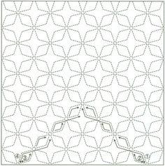 Sashiko Supplies - Patterns