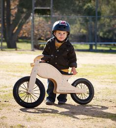 Prince Lionheart: Juvenile product manufacturer since The integrity of a brand, the values of a family. Projects For Kids, Diy For Kids, Wood Projects, Prince Lionheart, Wood Bike, Push Bikes, Balance Bike, Kids Bike, Wood Tools