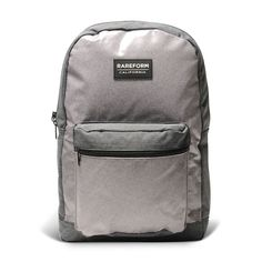 Inspired by the timeless silhouette, The Ace Backpack is slightly larger than our Classic Backpack. The bag combines the same durable heathered body fabric with our signature re-purposed billboard mat