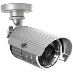 Svat High-Resolution Outdoor Night Vision Security Camera