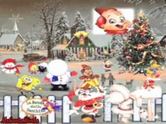 Il ballo di Babbo Natale - YouTube