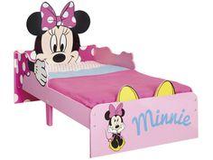 lit enfant conforama promo lit pas cher achat lit enfant 70x140 cm minnie mouse - Chambre Petite Fille Conforama