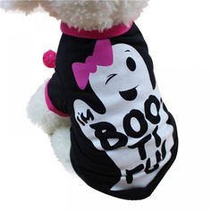 Halloween Devil Pet dog clothes coat Cat Puppy winter warm Jacket apparel Costume small kitty doggy clothing for Dress UpType: DogsPattern: SolidSeason: Autumn/WinterMaterial: cotton blend Pet Halloween Costumes, Dog Halloween, Pet Costumes, Small Dog Clothes, Puppy Clothes, Pet Puppy, Pet Dogs, Puppy Costume, Small Puppies