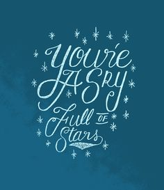 """You're a sky full of stars"" coldplay lyrics by Adam Gonzalez"