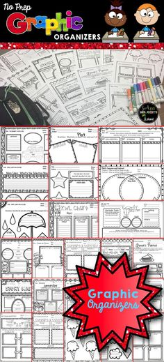 Graphic Organizers t