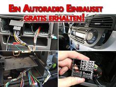 Ein Autoradio Einbauset gratis erhalten