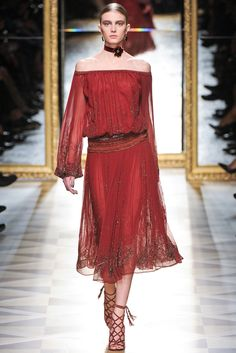 Salvatore Ferragamo Fall 2012 Ready-to-Wear - Collection - Gallery - Style.com