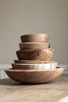 Wooden Bowls | Head & Haft