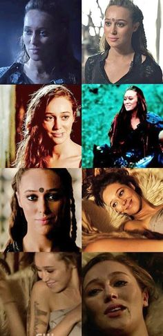 Eingebettetes Bild The 100 Tv Series, The 100 Cast, Lexa The 100, The 100 Clexa, End Of The World, The End, Commander Lexa, Alycia Jasmin Debnam Carey, The Hundreds