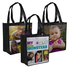 Photo Tote Bag for 2.00 + s/h! ~ at TheFrugalGirls.com #photo #bags