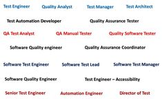 Interested in acquiring #Software Testing and #QualityAssuarance #Titles, such as #TestEngineer, #QualityAnalyst, #TestingAnalyst, #AutomationEngineer, #TestArchitect, #SeniorTestEngineer, etc. We have a compiled #database of speciffic quality assurance and testing #titles across North America, Europe, and the APAC regions. #B2B, #B2BTitles #softwaretesting #qualityassurance #databases #tests #apacs.