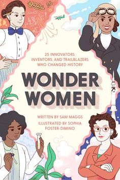 Wonder Women | Quirk Books : Publishers & Seekers of All Things Awesome
