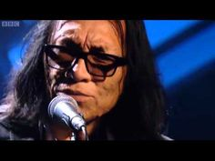 Sixto Rodriguez - Sugar Man.  Saw him in Bristol last December (2012) - was an amazing night - wonderful atmosphere of celebration and he was  really on form.  What a great story too about finding success and recognition at 70.
