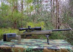M40A3  Rifle