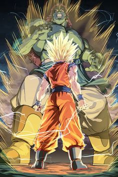 dragon ball z gohan vs bojack Dragon Ball Z, Dragon Ball Image, Dragon Z, Photo Dragon, Fan Art, Manga Anime, Manga Dragon, Anime Comics, Anime Characters