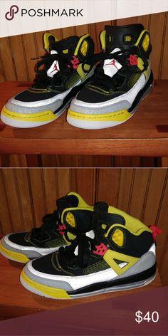 huge sale 9e430 00f29 Nike Jordan Spizike - The Nike Air Jordan Spiz ike Basketball shoe is a  hardwood hybrid Jordan elements come together for a sleek look that honors  film ...