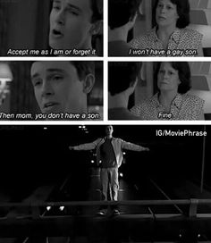 Scary that a mom could be so fucking hateful.SHE is the one who belongs on that ledge Sad Quotes, Movie Quotes, Jordan Parrish, Lesbian, Gay, Ryan Kelley, I Fall In Love, My Love, Amazing Gifs