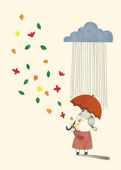 Stefania Manzi ...the rains came down, & the prayers go up