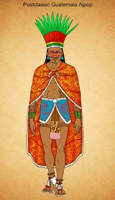 Maya Highlands Ajpop by Kamazotz on DeviantArt