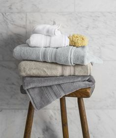 These Are the Bath Towels of Your Dreams | If you're looking for a luxurious feel at a reasonable price, these Turkish cotton towels belong in your bathroom.