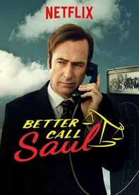 Better Call Saul. I love this show!