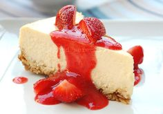 Baked White Chocolate Cheesecake Recipe. This cheesecake's a little bit different. It doesn't use biscuits for it crumb base. You make your own base using rolled oats, butter and sugar. The other unusual thing about this recipes is that the cheesecake filling uses yogurt cheese and mascarpone.