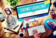 Crowdsourcing is the practice of obtaining ideas, funds, time, expertise etc. from a group of people or a 'crowd' in a bid to accomplish a premeditated goal. The goal can be in the form of efficiency, problem-solving or innovation, and can pertain one of a range of industries and levels of production.