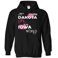(SouthDakota001) Just A South Dakota Girl In A Iowa World