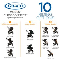 I have this and I am in love with it! Graco Modes Click Connect Travel System