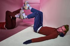 Christian Louboutin Spring/Summer 2017 Campaign - Fucking Young!