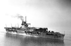 JUN  8 1940 HM Ships Glorious, Acasta and Ardent sunk - See more at: http://ww2today.com/ HMS Glorious, seen pre war, a carrier converted from a cruiser.