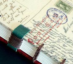 Caderno Post Card - Querida Clementina - Cadernos Especiais