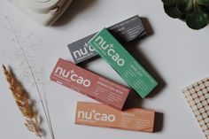 Nucao | The Snack for your Conscience
