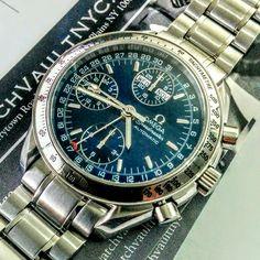 #omega #speedmaster #watch #sold to #collector in #beauxarts #wa - more #watchforsale at www.watchvaultnyc.com #watchporn