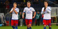 HSV bleibt sieglos  - Die Hamburger warten weiterhin auf den ersten Sieg in der Rückrunde. Gegen den 1. FC Köln hieß es nach 90 Minuten 1:1.