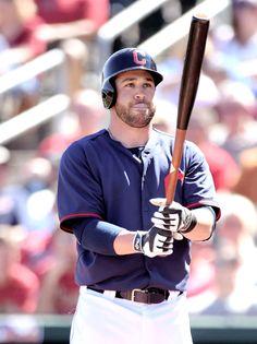 Cleveland Indians, Jason Kipnis Baseball Live, Baseball Gear, Baseball Photos, Baseball Cards, World Series 2016, Jason Kipnis, Mlb American League, Cleveland Indians Baseball, Minnesota Twins